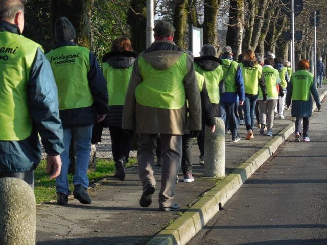 A Castelleone la comunità torna a camminare insieme