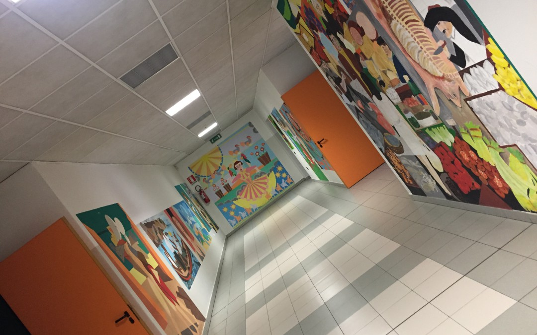 Pandino: incroci di comunità nel campus scolastico