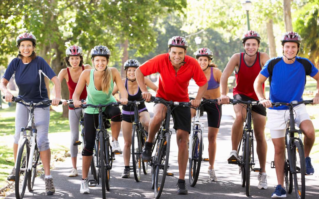#UnaComunitaCheGira. Biciclettata a Crema
