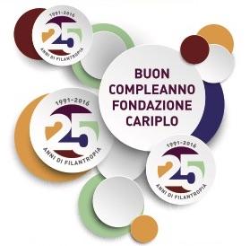 Buon compleanno Fondazione Cariplo!
