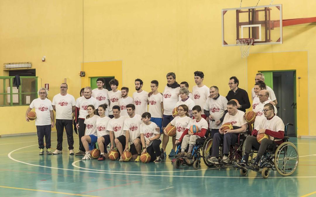 Fare comunità attraverso lo sport: benvenuta Baskin Soncino