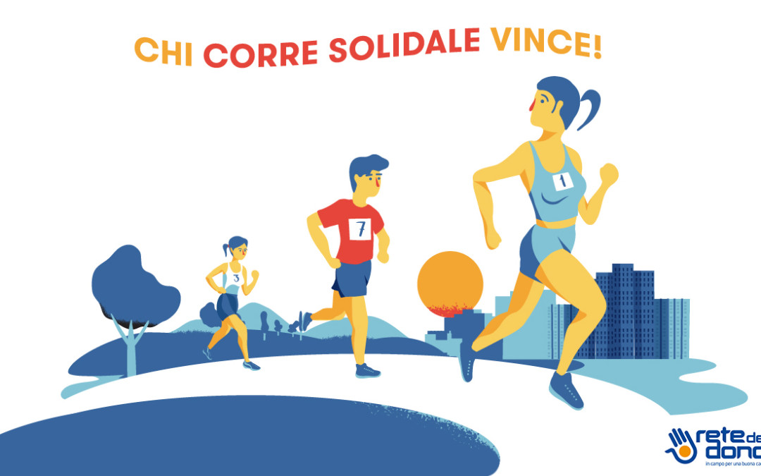 Chi corre solidale vince!