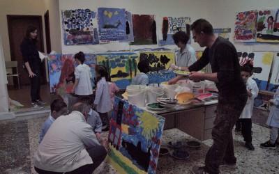 Offanengo, i legami creativi dei bambini